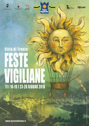 Manifesto Feste Vigliane 2016