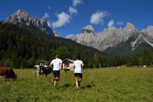 PRIMIERO DOLOMITI MARATHON, 2 LUGLIO 2016 La prima maratona delle Dolomiti San Martino di Castrozza, Primiero e Vanoi (Trentino) Tre percorsi mozzafiato lungo le valli incontaminate di Primiero
