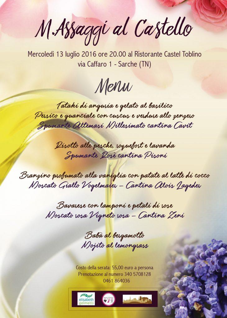 menu toblino